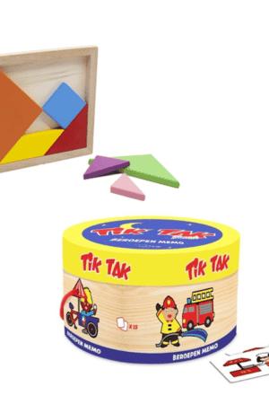 Het leukste Tik Tak speelgoed vind je bij Baeckens!