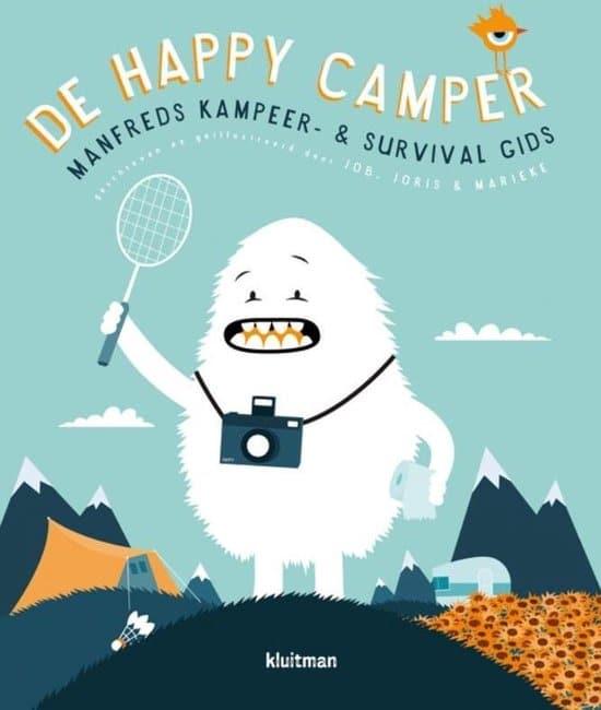 DE HAPPY CAMPER