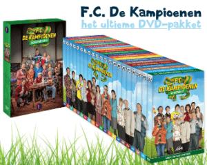 FC de Kampioenen dvd