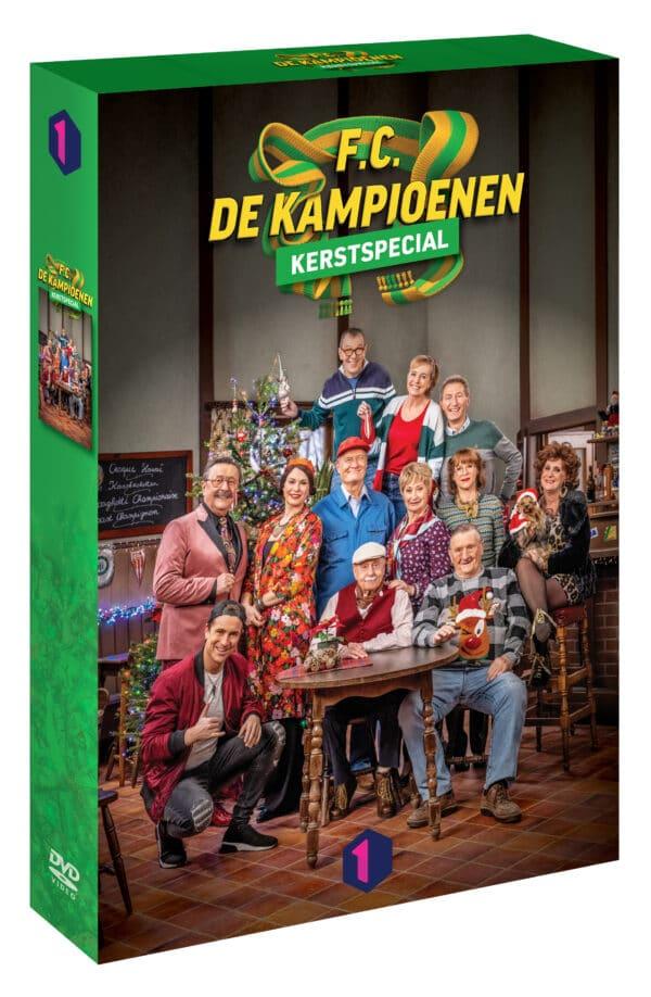 FC De Kampioenen kerstspecial