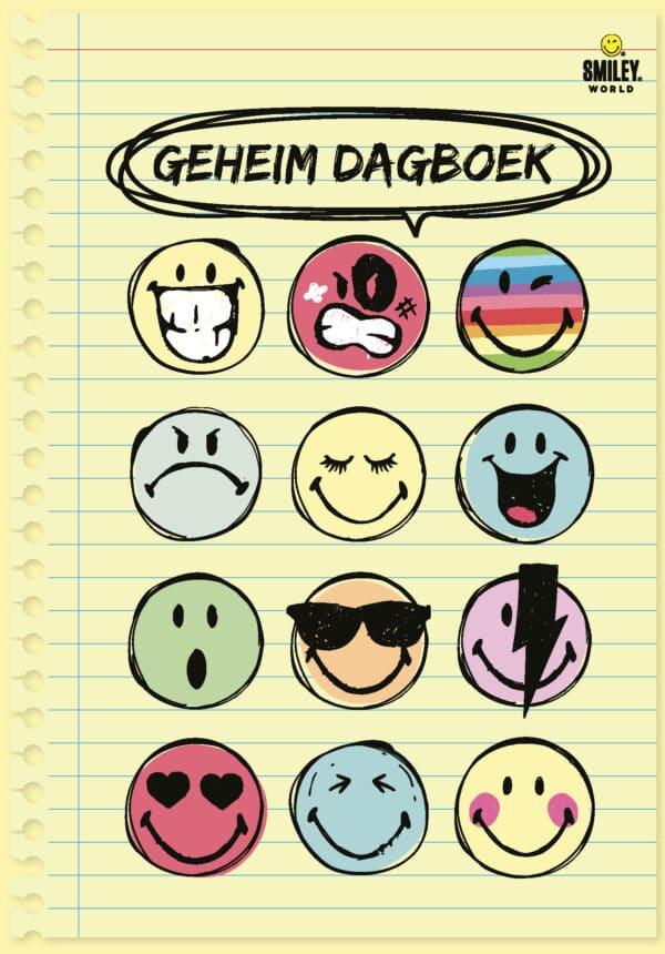 GEHEIM DAGBOEK 9789059249226 frontcover