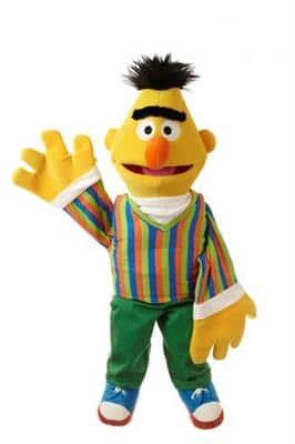 Living Puppets- Bert