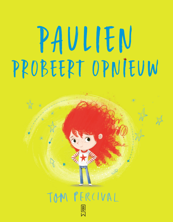 Paulien probeert opnieuw 9789464290950 cover lores