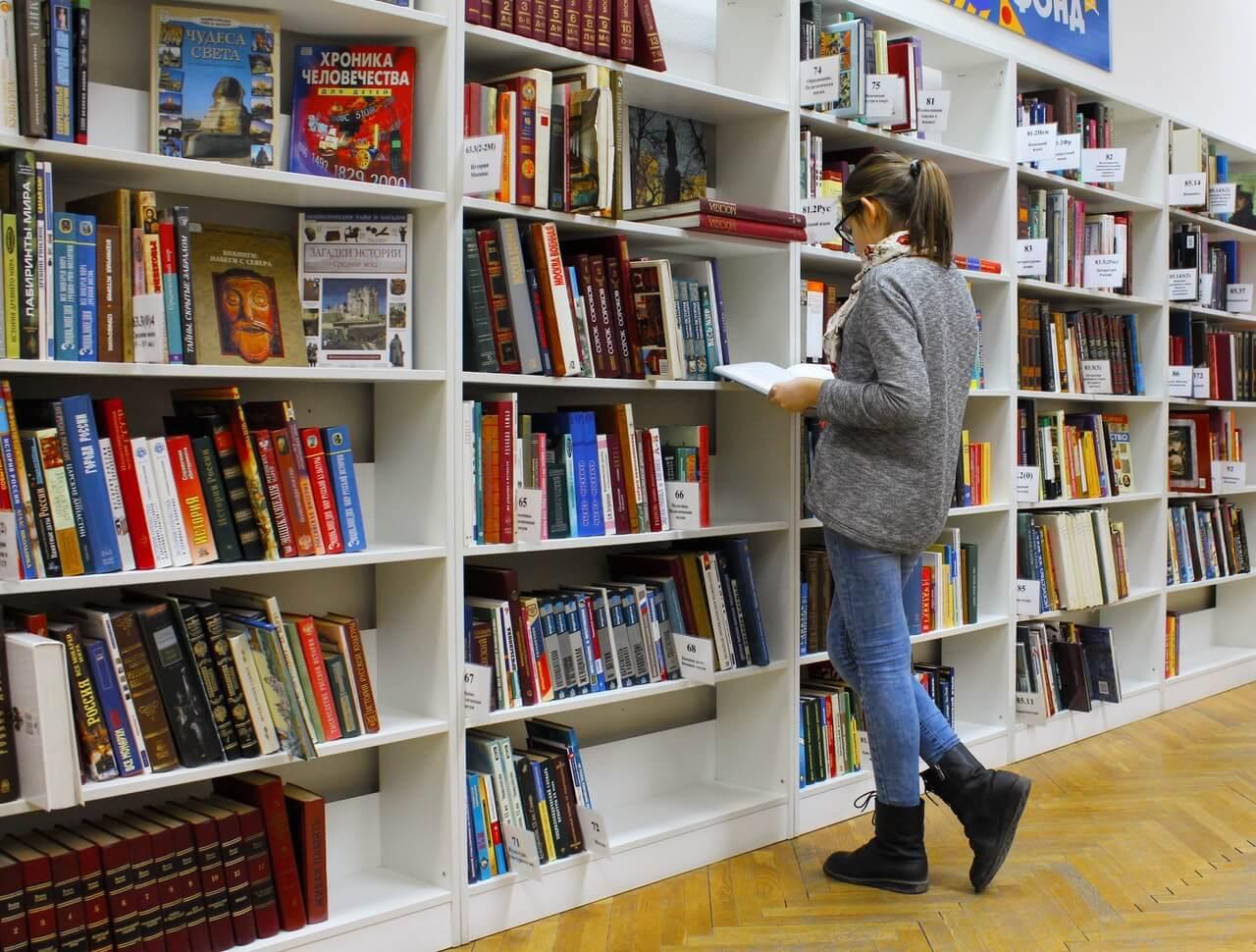 Boekenwinkel in Mechelen