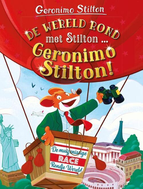de wereld rond met Geronimo Stilton