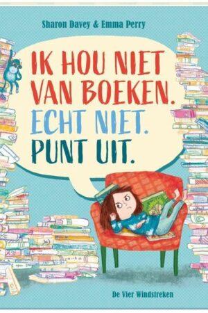 ik hou niet van boeken