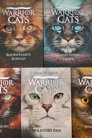 pakket warrior cats novelles