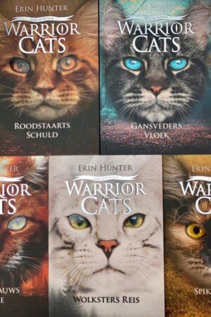 pakket warrior cats novelles